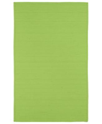 Bikini 3020-96 Lime Green 9' x 12' Area Rug