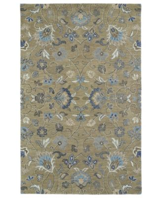 Helena 3208-82 Light Brown 9' x 12' Area Rug