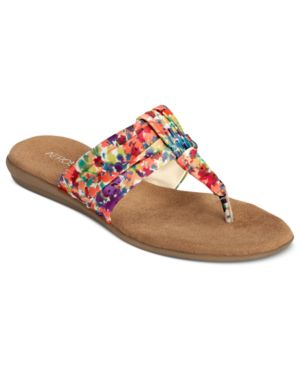 Aerosoles Chlairvoyant Flat Sandals Women's Shoes