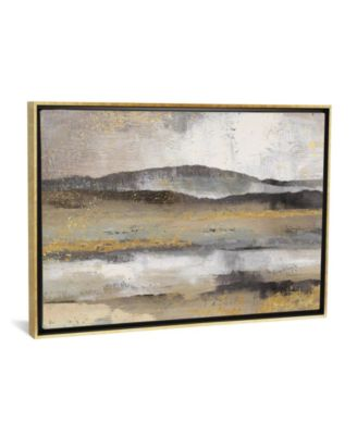 """Rolling Hills by Nan Gallery-Wrapped Canvas Print - 26"""" x 40"""" x 0.75"""""""