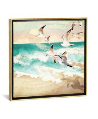 Summer Flight by Spacefrog Designs Gallery-Wrapped Canvas Print - 37