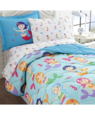 Mermaids 5 Pc Bed in a Bag - Twin