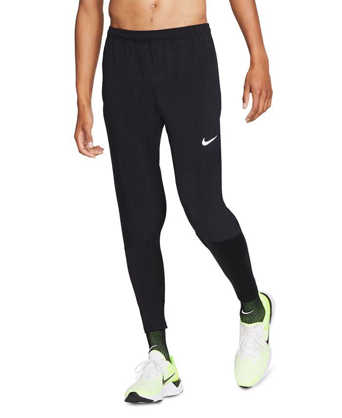 Personificación secretamente Portal  Nike Men's Phenom Essential Hybrid Running Pants & Reviews - All Activewear  - Men - Macy's