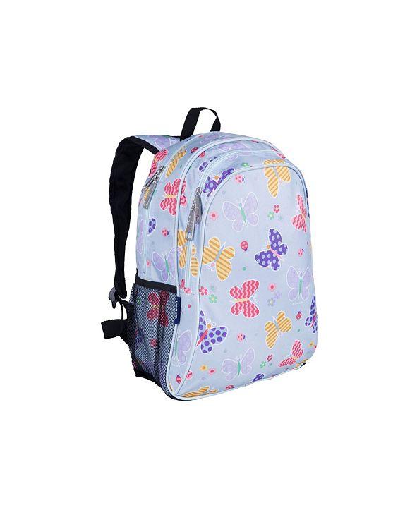 """Wildkin Butterfly Garden 15"""" Backpack"""