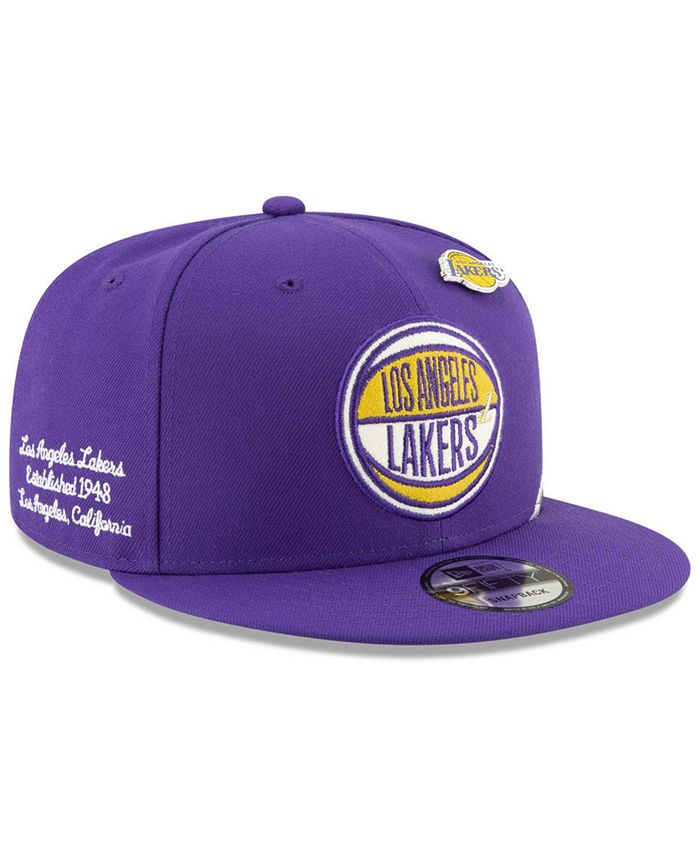 New Era - On-Court Collection 9FIFTY Cap