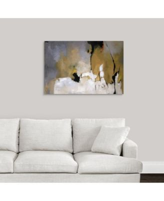 'Inner Working' Framed Canvas Wall Art, 36