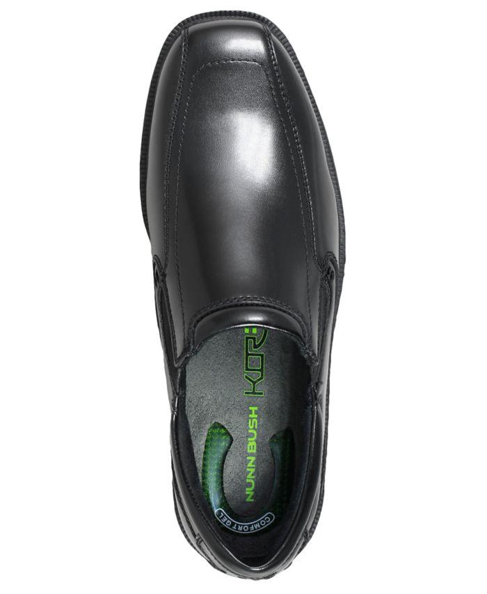 Nunn Bush Men's Bleeker Street Loafers & Reviews - All Men's Shoes - Men - Macy's