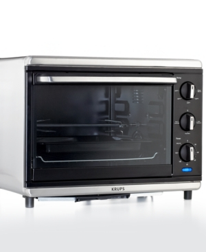 ... Krups TO740D50 Definitive Series Stainless Steel Convection Oven with