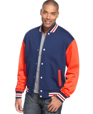 Rocawear Jacket Fresh To Death Varsity Jacket