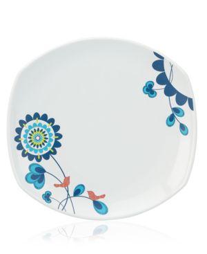 Dansk Dinnerware, Classic Fjord Tweet Dinner Plate