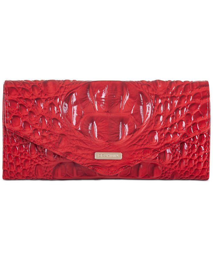 Brahmin - Veronica Melbourne Embossed Leather Wallet