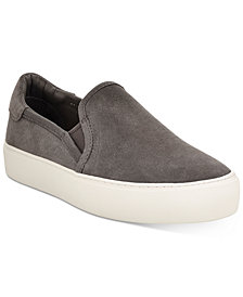 UGG® Women's Jass Suede Slip-On Sneakers