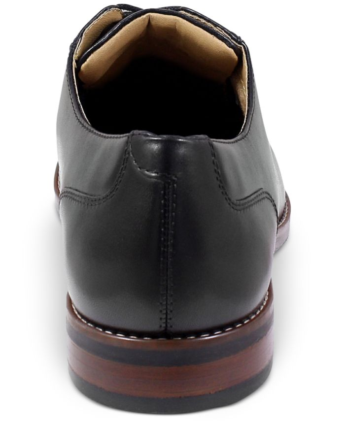 Nunn Bush Men's Fifth Avenue Cap-Toe Lace-Up Oxfords & Reviews - All Men's Shoes - Men - Macy's