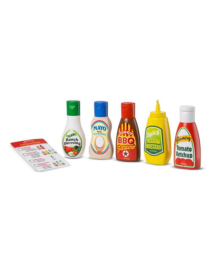 Melissa and Doug - Favorite Condiments