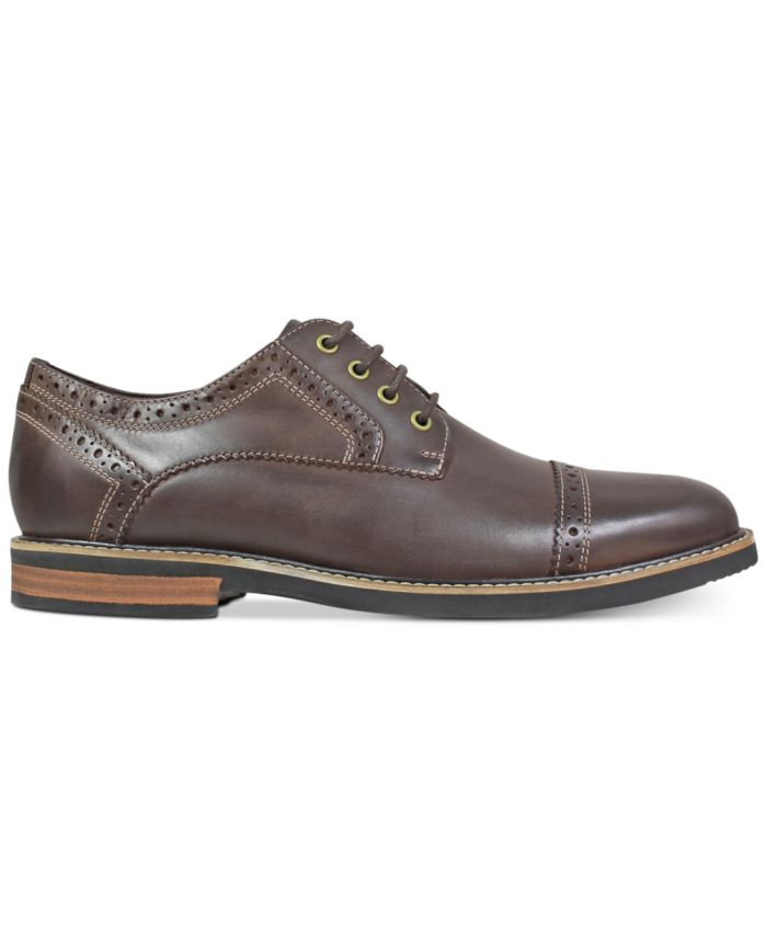 Nunn Bush Men's Overland Cap-Toe Oxfords & Reviews - All Men's Shoes - Men - Macy's