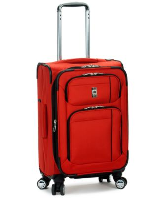 """CLOSEOUT! Delsey Helium Breeze 4.0 21"""" Carry On Expandable Spinner Suitcase"""