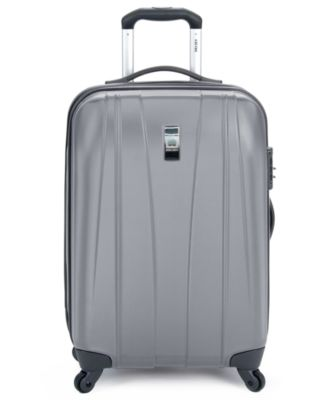"Delsey Helium Shadow 2.0 21"" Carry On Expandable Hardside Spinner Suitcase"