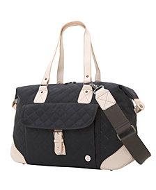 Token Quilted Medium Lafayette Duffel Bag