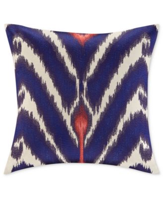 "Echo Bedding, Cozumel 16"" Square Decorative Pillow"