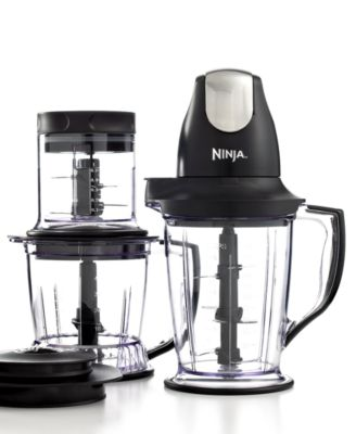 Ninja QB1004 Food Processor, Master Prep...