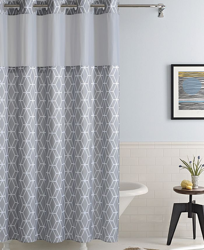 Hookless - Prism Shower Curtain
