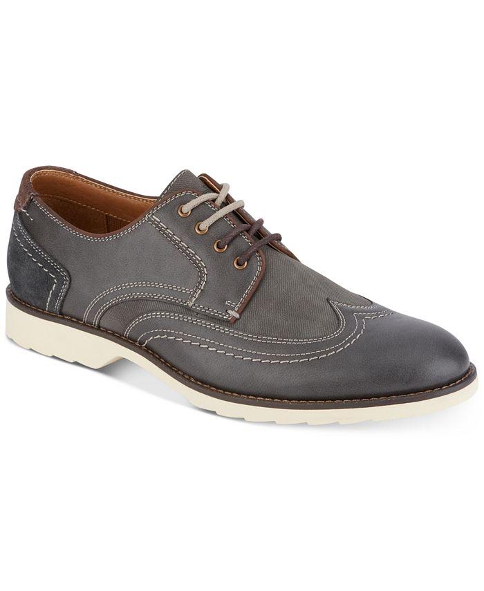 Dockers - Men's Maxwell Wingtip Oxfords