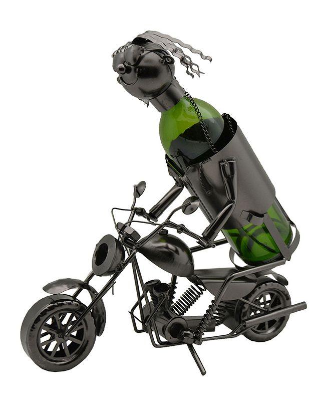 Wine Bodies Motorcycle Rider Wine Bottle Holder