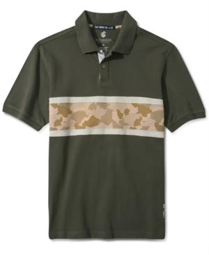 Rocawear Shirt Desert Camo Polo