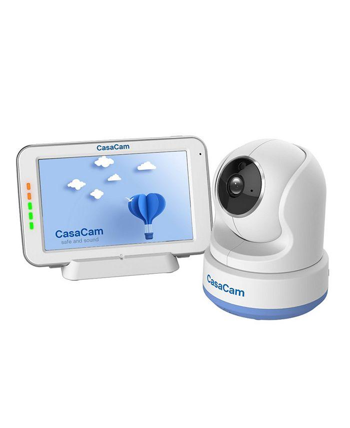 "CasaCam - Baby Monitor with 5.0"" Display"