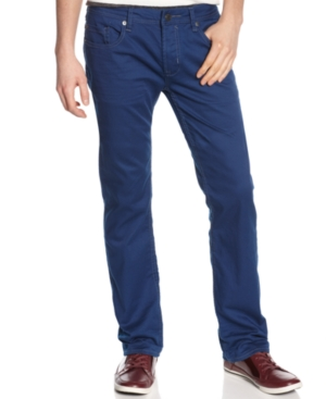 Buffalo David Bitton Jeans, Six Torpedo Slim Straight Fit Jeans