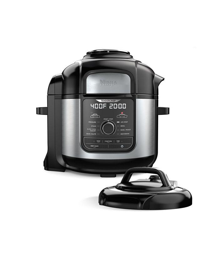 Ninja - Foodi 8-qt. 9-in-1 Deluxe XL Pressure Cooker & Air Fryer