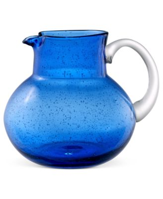 Artland Glassware, Iris Pitcher