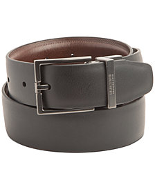 Kenneth Cole Reaction Men's Comfort Stretch Reversible Belt