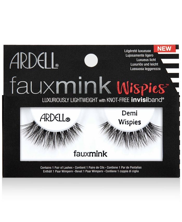 Ardell - Faux Mink Lashes - Demi Wispies