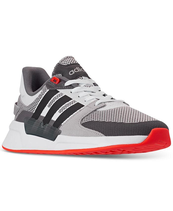dueña Bolsa medida  adidas Men's Run 90S Running Sneakers from Finish Line & Reviews - Finish  Line Athletic Shoes - Men - Macy's