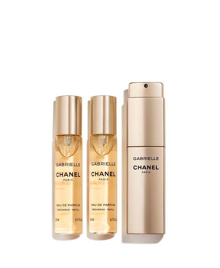 CHANEL - 3-Pc. GABRIELLE Eau de Parfum Twist & Spray Set