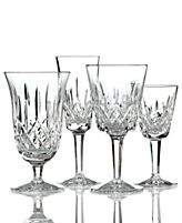 Buy Waterford Lismore & Stemware - Macy's