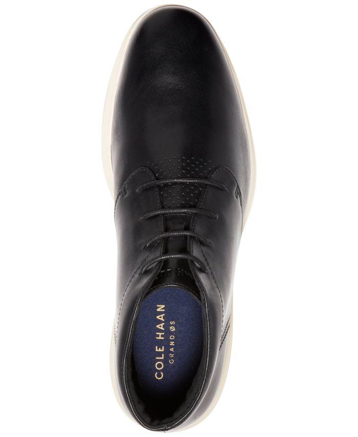 Cole Haan Men's Grand Tour Chukka Boots & Reviews - All Men's Shoes - Men - Macy's