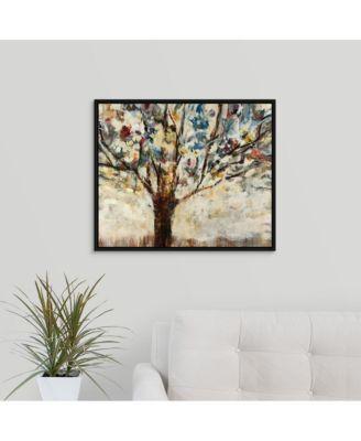 'Standing Tall' Framed Canvas Wall Art, 24