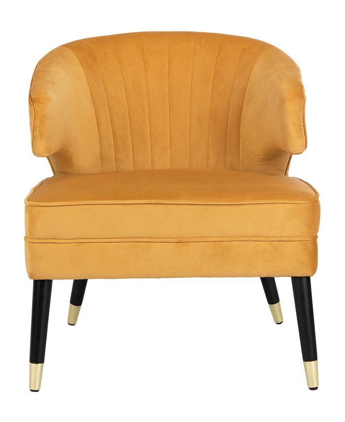 Safavieh - Stazia Accent Chair, Quick Ship