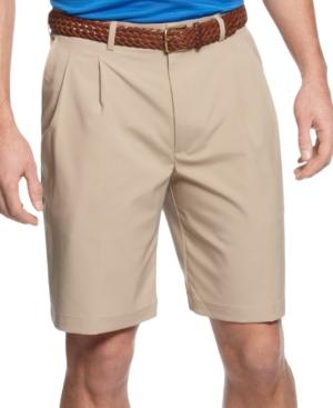 Champions Tour Golf Shorts Double Pleat Shorts