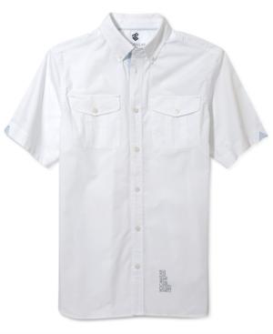 Rocawear Shirt Field Short Sleeve Shirt