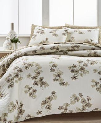 Sandstorm Flora King Comforter Set