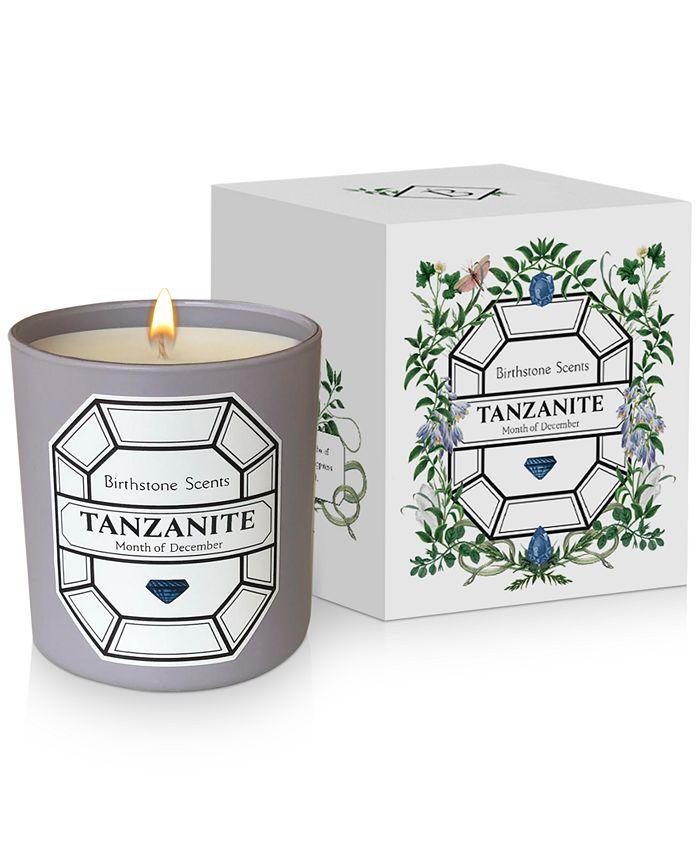 Birthstone Scents - Tanzanite Candle, 8.5-oz.