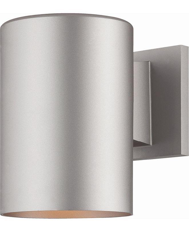 Volume Lighting 1-Light Cylinder Wall Sconce