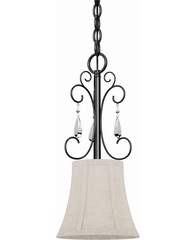 Volume Lighting Ava 1-Light Mini Hanging Pendant