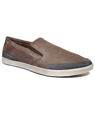 ecco collin casual slip on shoes shoes macy s