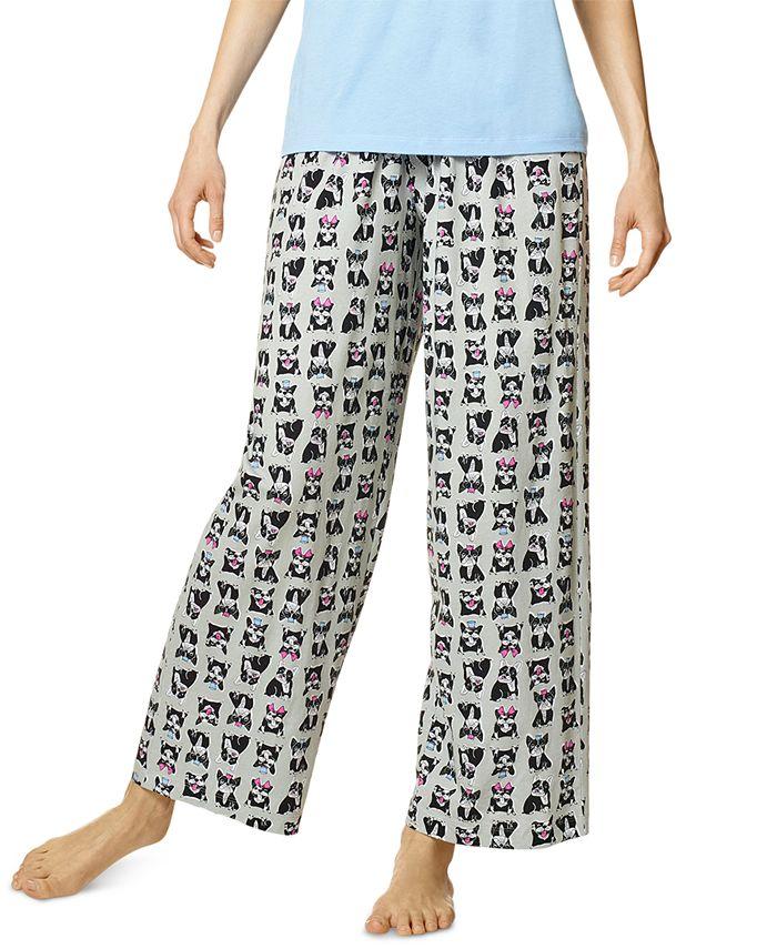 Hue - Cotton Frenchiez Pajama Pants