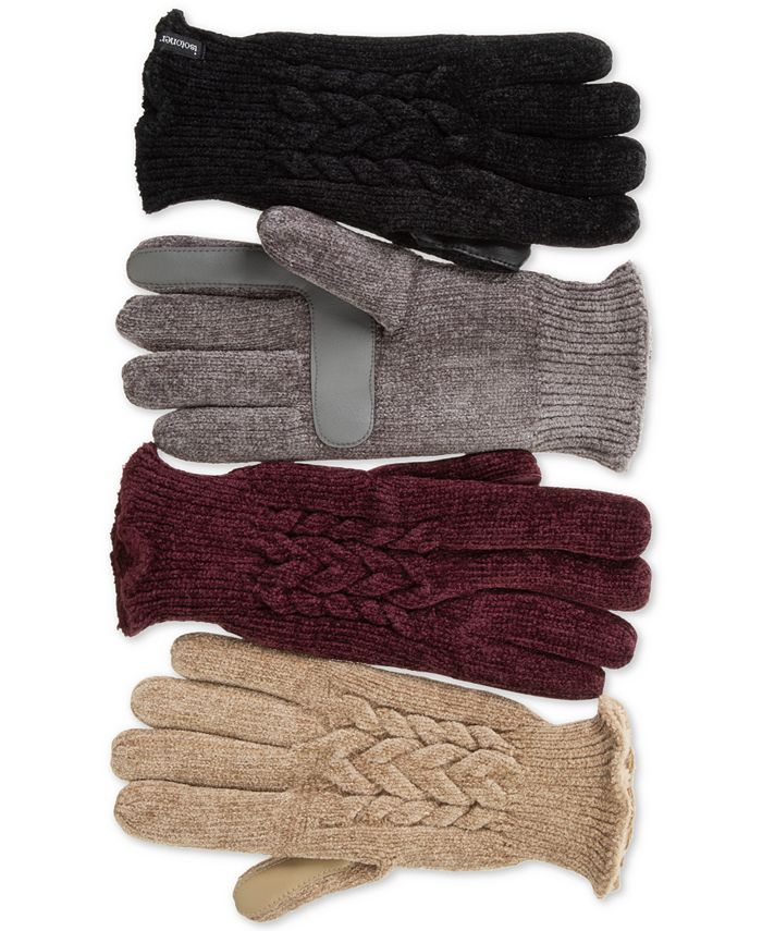 Isotoner Signature - Women's smarTouch® Chenille Gloves