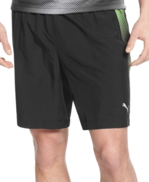 Puma coolCELL Shorts 7 Baggy Graphic Running Shorts